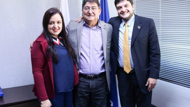 Delmasso luta para entregar Parque Ezechias Heringer à população do Guará