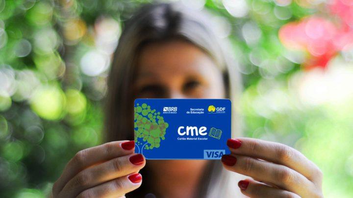 Material escolar: crédito cai na conta do cartão na sexta (13)