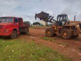 47 toneladas de lixo são retiradas de áreas públicas